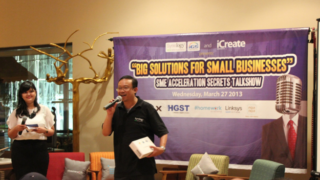 Big Solution for Small Business